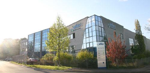 Atlas Schuhfabrik Hauptsitz in Dortmund
