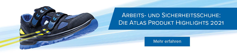 Atlas Arbeits- und Sicherheitsschuhe 2021