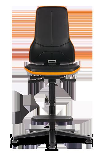 Bimos ESD-Arbeitsstuhl Neon 3