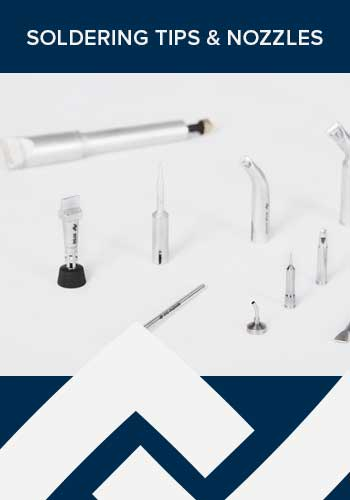 ERSA soldering tips and nozzles
