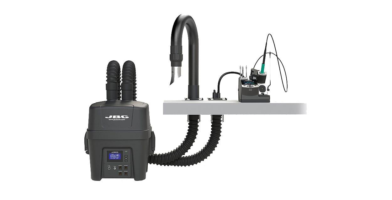 JBC solder fume extraction station FAE1