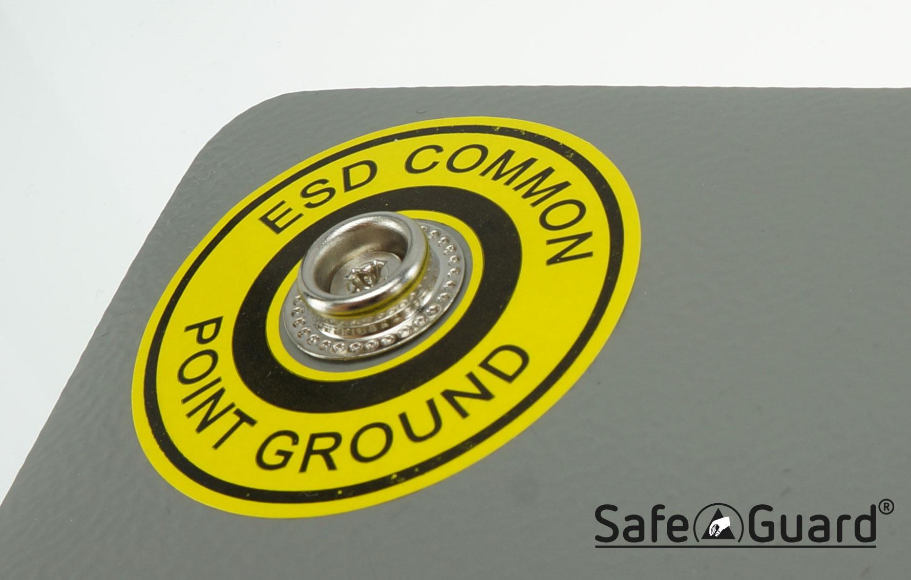 ESD-Tischmatten von Safeguard