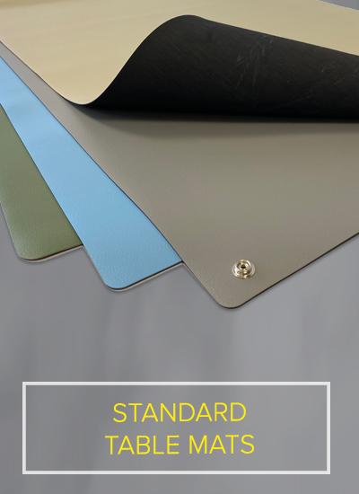 ESD Standard Safeguard table mats
