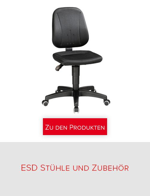 Treston - ESD Stühle und Zubehör