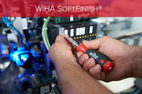 Wiha SoftFinish®