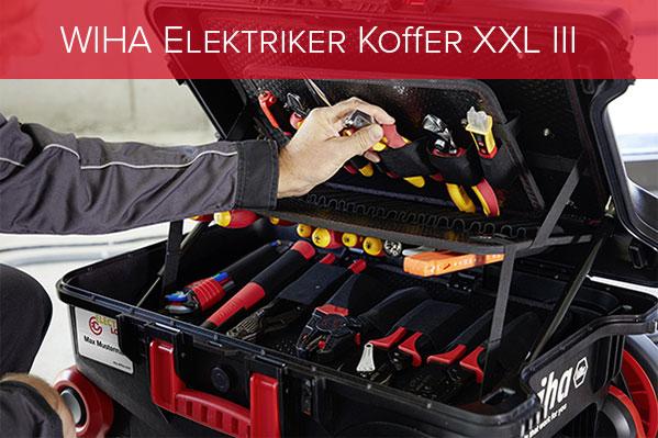 Wiha Elektrischer Koffer XXL III
