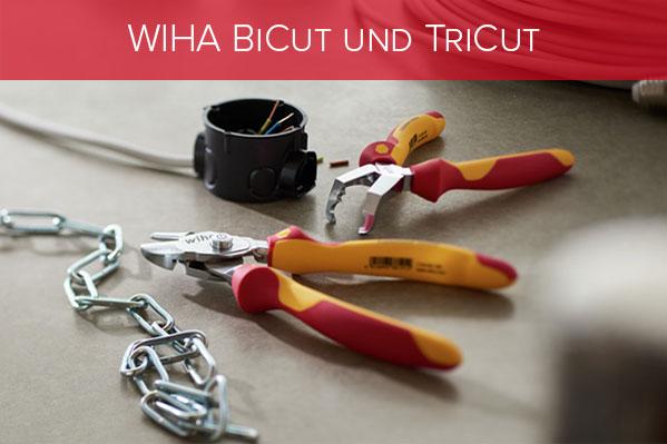 Wiha BiCut und TriCut