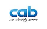 cab Elektronikbauteile Markenseite