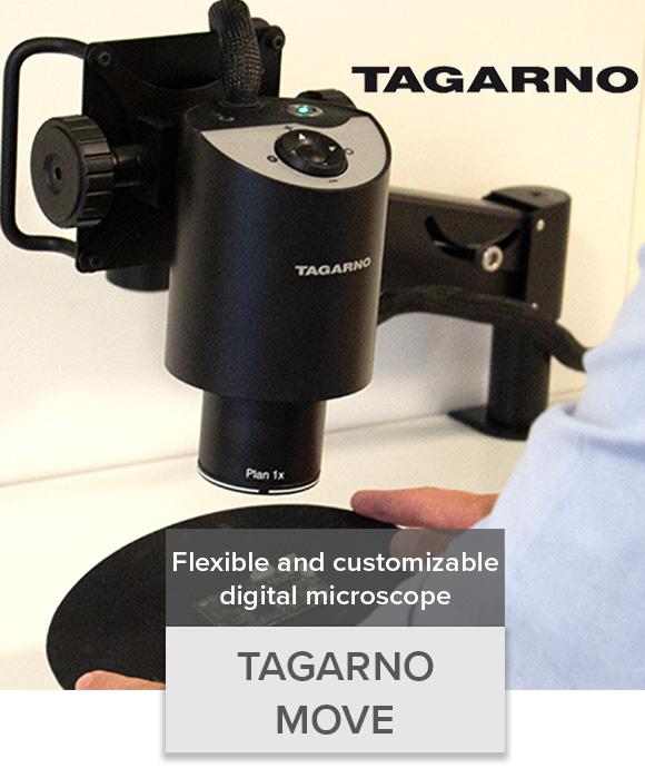 Tagarno move digital microscope