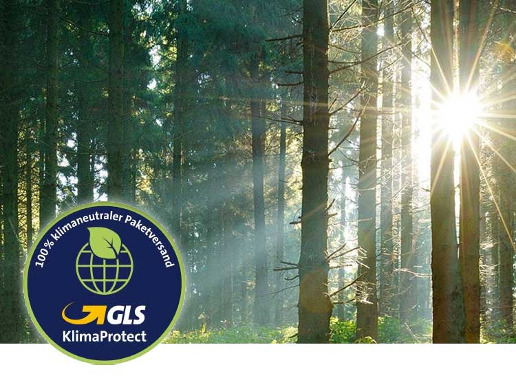 GLS KLimaProtect Zertifikat